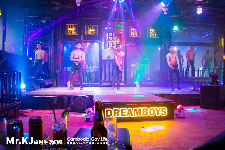 柬埔寨暹粒同志酒吧 Heaven & DreamBoys Siemreap — H&DB