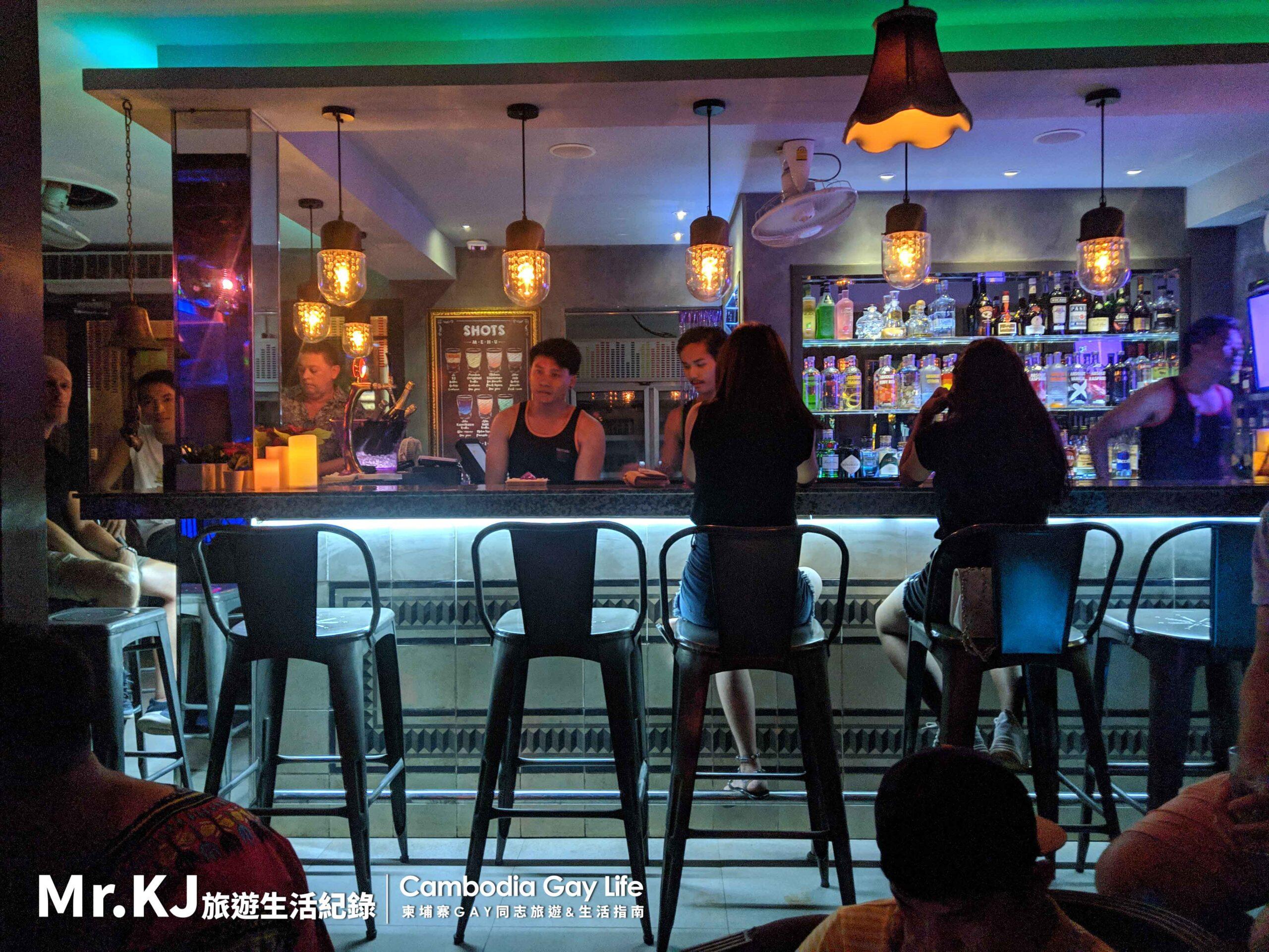 柬埔寨暹粒同志酒吧Barcode